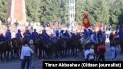 Караколдогу митинг, 7-октябрь, 2013-жыл.