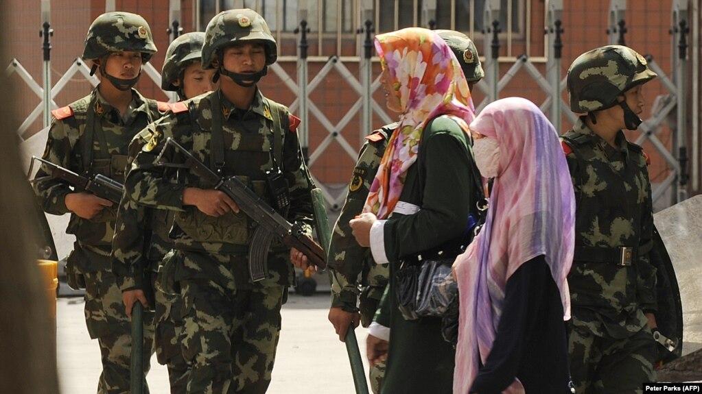 """""""Отец мусульман"""" против Поднебесной. Эрдоган вступился за уйгуров"""