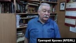Станислав Савченко, коллекционер. Новосибирск. 2021 г.