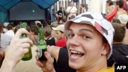 Молодежное пьянство становится одной из серьезных общеевропейских проблем