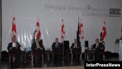 საქართველოს თავდაცვისა და უსაფრთხოების კონფერენცია ბათუმში