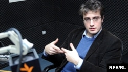 Торніке Ґордадзе, колишній державний міністр Грузії з питань євроатлантичної інтеграції в уряді президента Михеїла Саакашвілі. (Архівне фото 2009 рік)