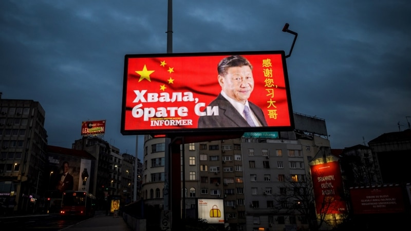 Report: China Using Investments To Buy Political Influence In Central, Eastern Europe