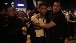 Действия грузинской полиции вызвали противодействие