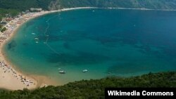 Detalj sa jadranske obale