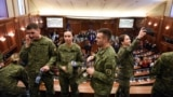 Slavlje u Skupštini i na ulicama Kosova