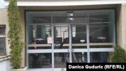 Štrajk u prostorijama FAP-a