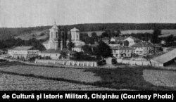 Mănăstirea Căpriana în epocă