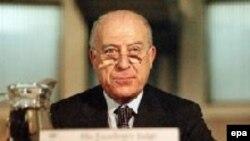 Президент Гаагского трибунала Фаусто Покар отчитался перед журналистами