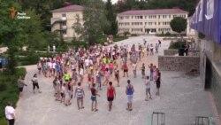 Выездной Go Camp – прикосновение к жизни без войны