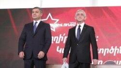 Սերժ Սարգսյանը հաստատում է՝ զրուցել է Օնիկ Գասպարյանի հետ. «Ասել եմ՝ «մի՛ արատավորիր քո գեներալի պագոնները»