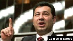 Samad Seyidov, head of the Azerbaijani parliamentary delegation to PACE