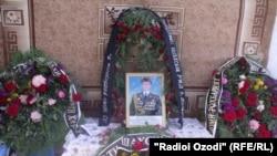 Маросими ҷанозаи полковники милитсия Зоиршо Қаландаров