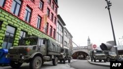 Brukseli nën alarmin më të lartë të sigurisë