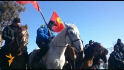 Саруулуктар Балыкчы-Каракол жолун ачышты