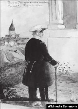 Григорий Владимирович Розен