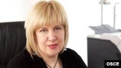 Дуня Миятович, новый представитель ОБСЕ по свободе слова.