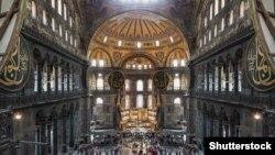 De la muzeu la moschee: istoria în imagini a Hagiei Sophia