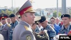 По всей России экзамен сдадут милиционеров пять