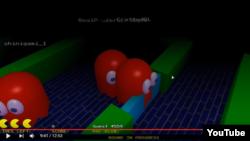 Pac-Man oyunu qara siyahıdan çıxarılıb