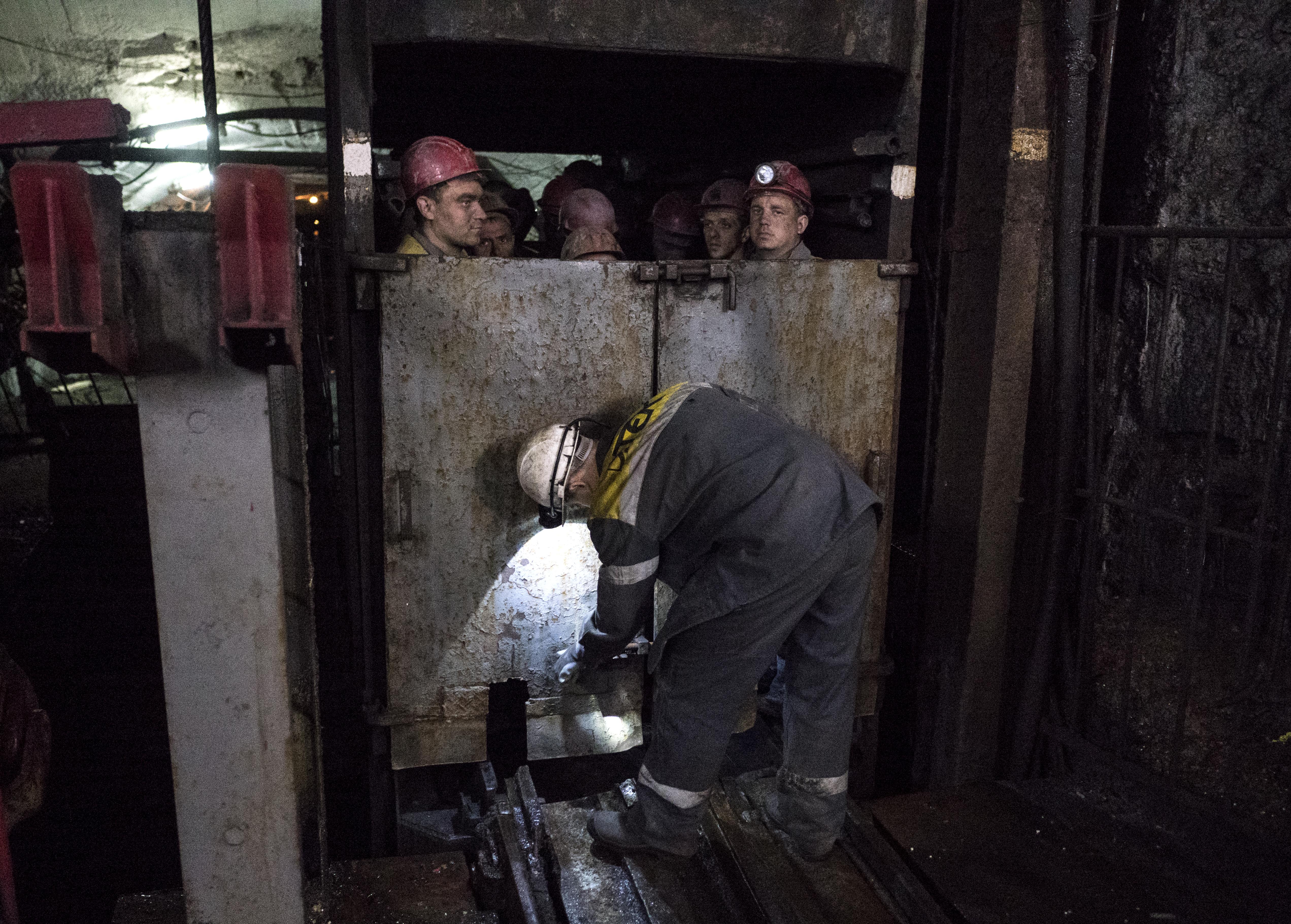 Картинки с днем шахтера кузбасс нужно разделять