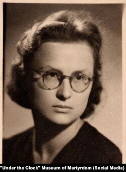 Польшалык Кристина Чиж (1924-2011).