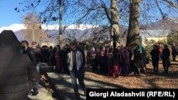 Родственники тяжело раненного 19-летниего жителя Панкисского ущелья обещают дойти до Страсбургского суда