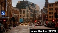 Улицы Брюсселя в эти дни
