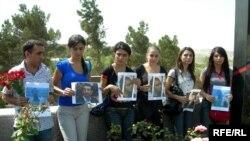 Bakıda Beynəlxalq Jurnalistlərin Həmrəylik Günü, 8 sentyabr 2008