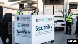 سپوتنیک وی واکسین ضد ویروس کرونا ساخت روسیه