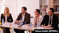 """Prezentacija istraživanja """"Kosovski Srbi u kontekstu razgraničenja"""""""