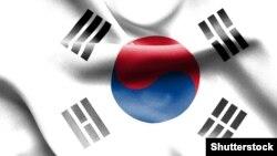 Прапор Південної Кореї