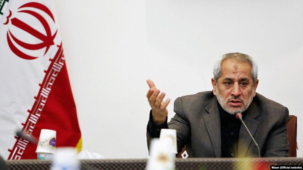 دادستان تهران شعار علیه رئیس جمهور را «جرم مشهود» خواند