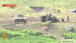 «Ադրբեջանը զորքեր և զինտեխնիկա է կուտակել նաև Նախիջևանի սահմանին»