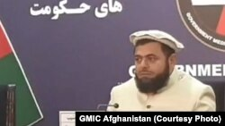 د افغانستان حج او اوقافو وزارت سرپرست وزیر عبدالحکیم منیب