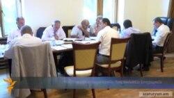 ՀՀԿ խմբակցությունը հոդված առ հոդված քննարկում է սահմանադրական փոփոխությունների նախագիծը