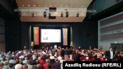 Презентация премии Теодора Хэкера