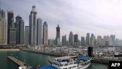 تصویری از شهر دبی