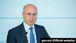 Premierul Pavel Filip, 17 februarie 2018