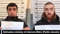 Талех Гасанов и Станислав Культа