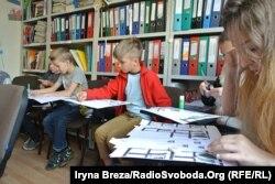 Заняття у Школі ужгородця