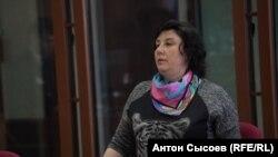 Катерина Вологженинова у суді