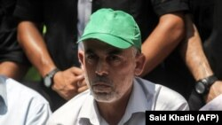 The new head of Hamas, Yahya al-Sinwar