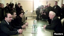 Saakashvili Retrospective 2003-13