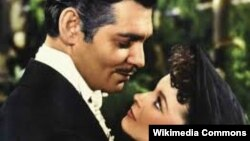 "Pamje nga filmi: ""Gone with the Wind"""