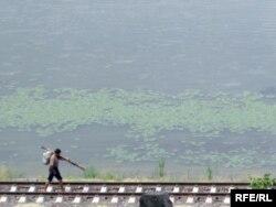 Calea ferată Cahul-Giurgiulești