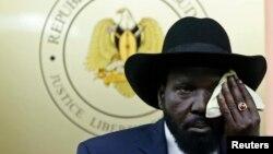 Жанубий Судан Президенти Салва Киир