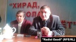 Раҳматулло Зоиров