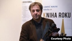 """Милош Долежал с наградой """"Книга года"""""""