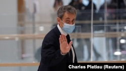 Николя Саркози в суде